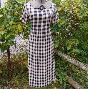 Darlin' Vintage Gingham Dress
